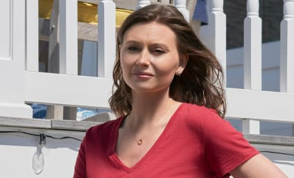 Aly Michalka on Hallmark's Sand Dollar Cove, Making Music with her Sister, AJ