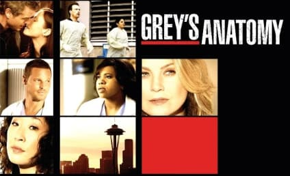 Grey's Anatomy Season Six Promotional Poster