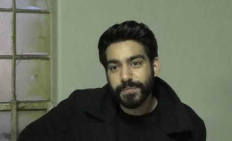 Rahul Kohli Set Interview