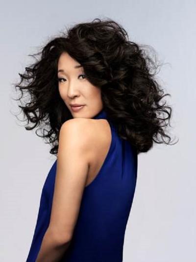 Sandra Oh KE V