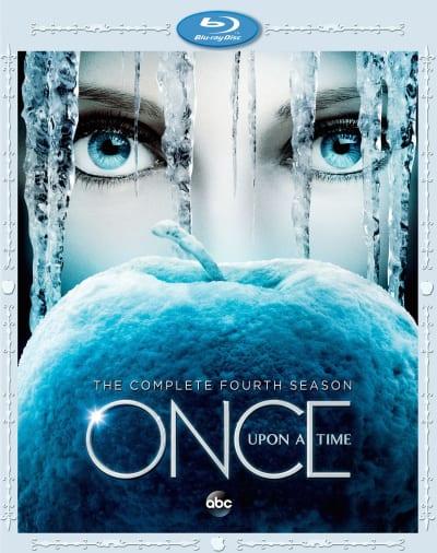 Once Upon A Time 4th Season Blu-ray
