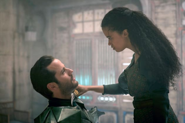 Not this Time - Emerald City Season 1 Episode 10
