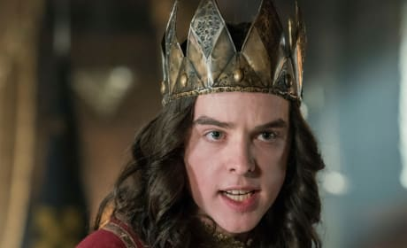 Angry Alfred - Vikings Season 5 Episode 13