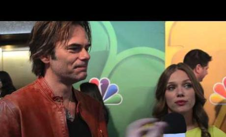 Tracy Spiridakos and Billy Burke Interview