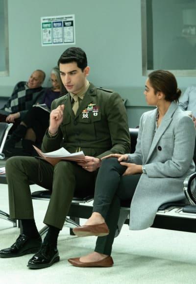 Citizenship Hassles - The Code Season 1 Episode 6