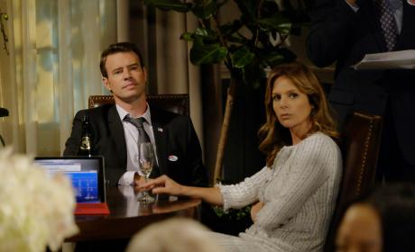 The Unhappy Couple - Scandal Season 6 Episode 1