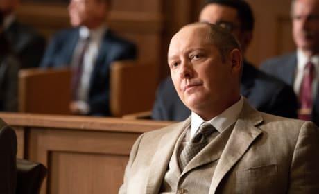 Red in Court - The Blacklist Season 6 Episode 3