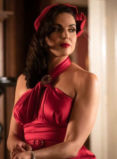 Rita Red Dress - Why Women Kill Season 2 Episode 6