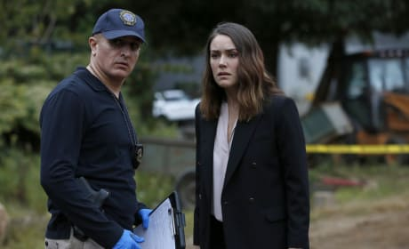 A Look of Shock - The Blacklist Season 5 Episode 5