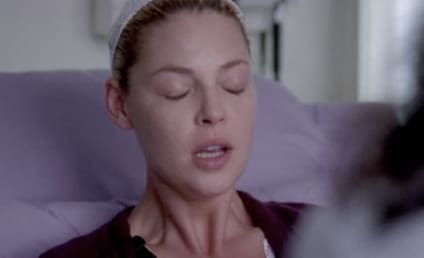 "Grey's Anatomy Writer Thoughts on ""Sweet Surrender"""