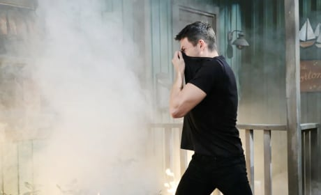 Days of Our Lives Photo Preview: Will Claire Get Caught?