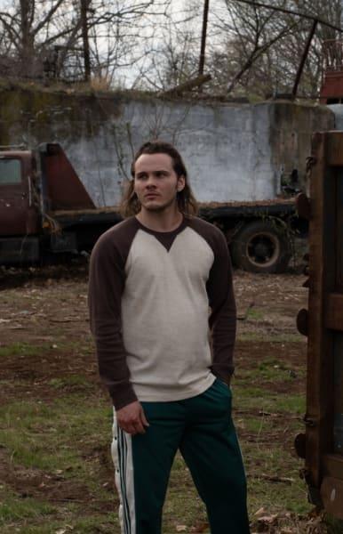 Alex Lurks Nearby - American Rust Season 1 Episode 2