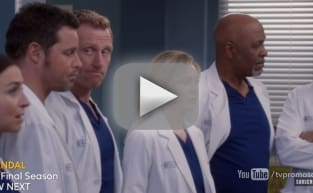Grey's Anatomy Promo: May the Odds Be in Their Favor!
