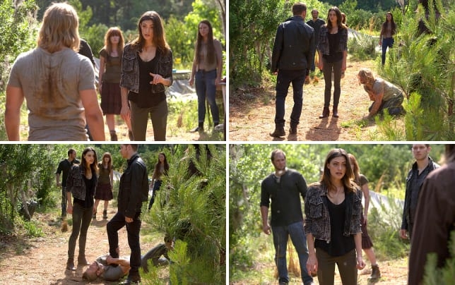 Confronting hayley the originals s2e2