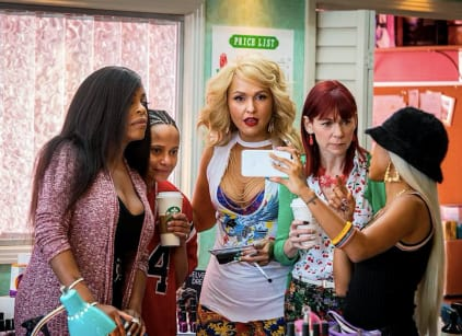 Watch Claws Season 2 Episode 1 Online