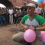 Balloons in India - The Amazing Race