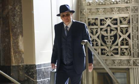 Mr. Dapper - The Blacklist Season 6 Episode 1