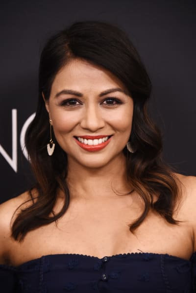 Karen David Attends Once Upon a Time Event