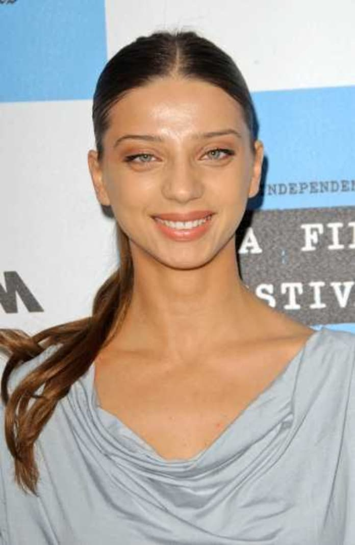 angela sarafyan husband
