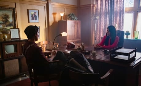HIram's Secret - Riverdale Season 3 Episode 11