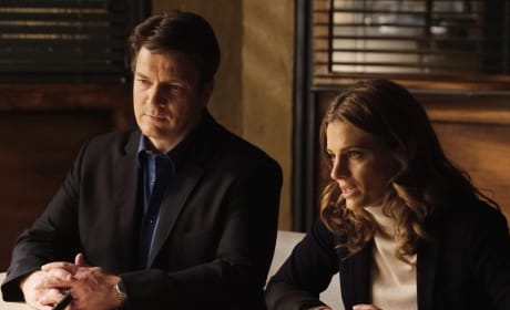 Clue to a Murder - Castle Season 7 Episode 14
