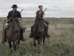 Riding Horses into the End - Fear the Walking Dead