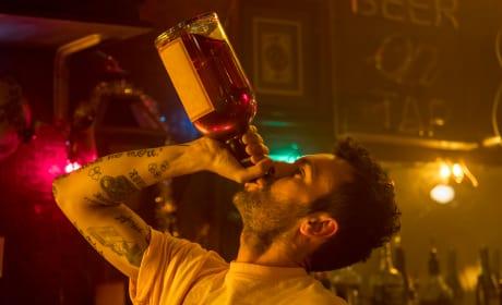 That's a Big Bottle - Preacher Season 2 Episode 7