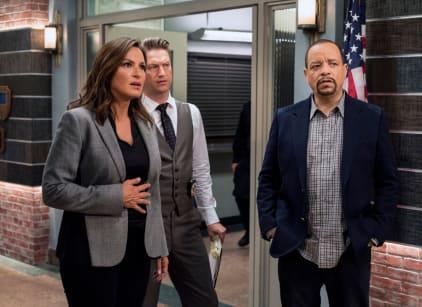 Watch Law & Order: SVU Season 18 Episode 5 Online