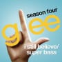 Glee cast i still believe super bass