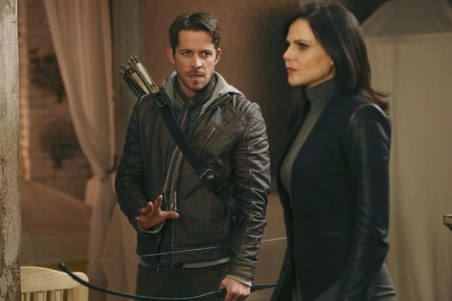 Regina and robin wont be happy once upon a time