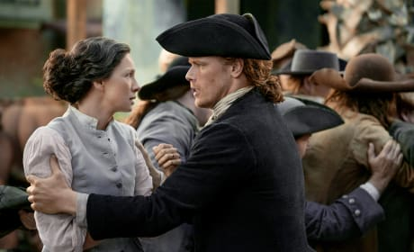 The Slave Market - Outlander Season 3 Episode 12