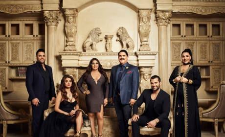 The Shahs Return For Season 6 - Shahs of Sunset