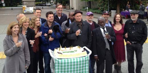 Psych Cast Celebrates 100 Episodes