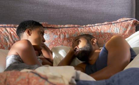 Bedside Worry - Black Lightning Season 2 Episode 4