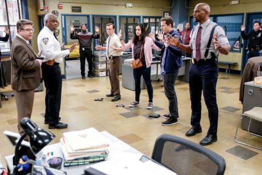 Betrayal - Brooklyn Nine-Nine Season 6 Episode 14