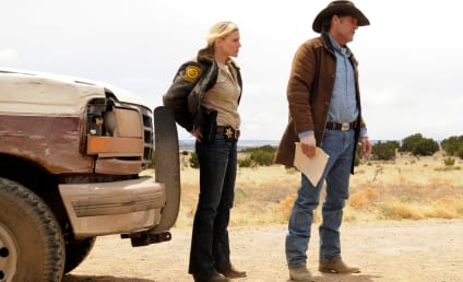 Longmire Review: Welcome to Wyoming