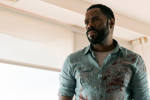Strand Stands - Fear the Walking Dead Season 3 Episode 2