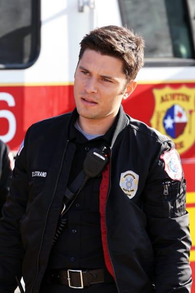 Risky Rescue - 9-1-1: Lone Star Season 2 Episode 6
