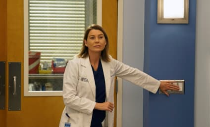 Grey's Anatomy Season 12: First Photos!