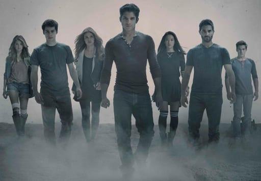 Teen Wolf Gang