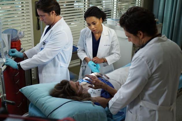 Maggie's Boys - Grey's Anatomy Season 13 Episode 14