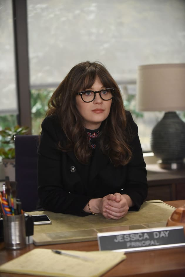 Is She Uncool? - New Girl