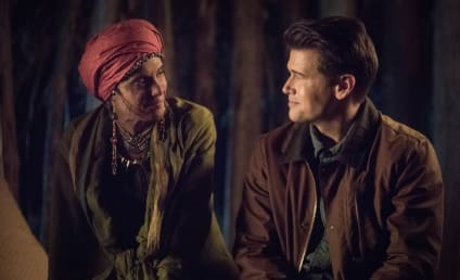 DC's Legends of Tomorrow Season 3 Episode 17 Review: Guest Starring John Noble