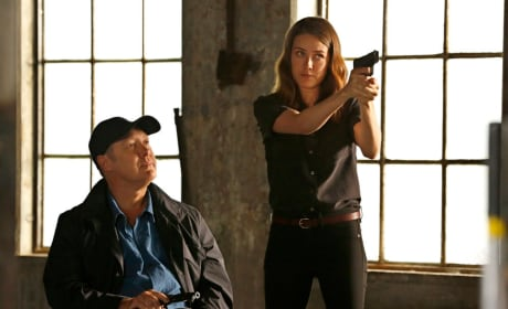 The Blacklist Promo: Like Father, Like Daughter!