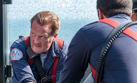 Mouch On The Scene - Chicago Fire Season 5 Episode 5