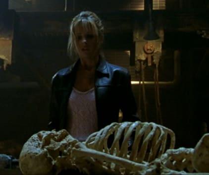 Closure - Buffy the Vampire Slayer