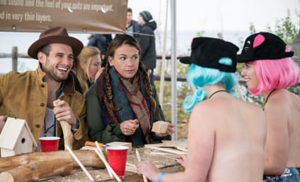 Younger Season 2 Episode 7 Review: Into the Woods and Out of the Woods