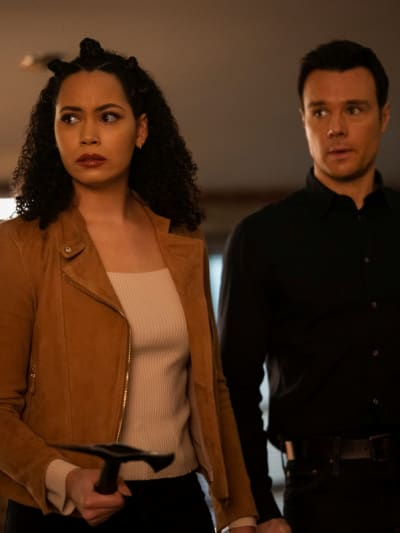 Macy and Harry - Charmed (2018) Season 3 Episode 10 - Charmed (2018)