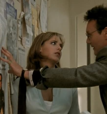 Can't Escape Responsibility  - Buffy the Vampire Slayer Season 1 Episode 1