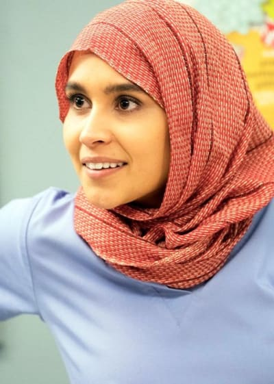 Dahlia Qadri - Grey's Anatomy